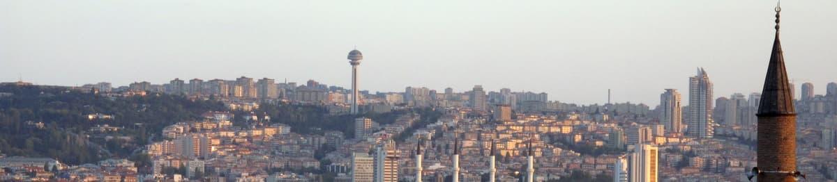 Skyline of Ankara