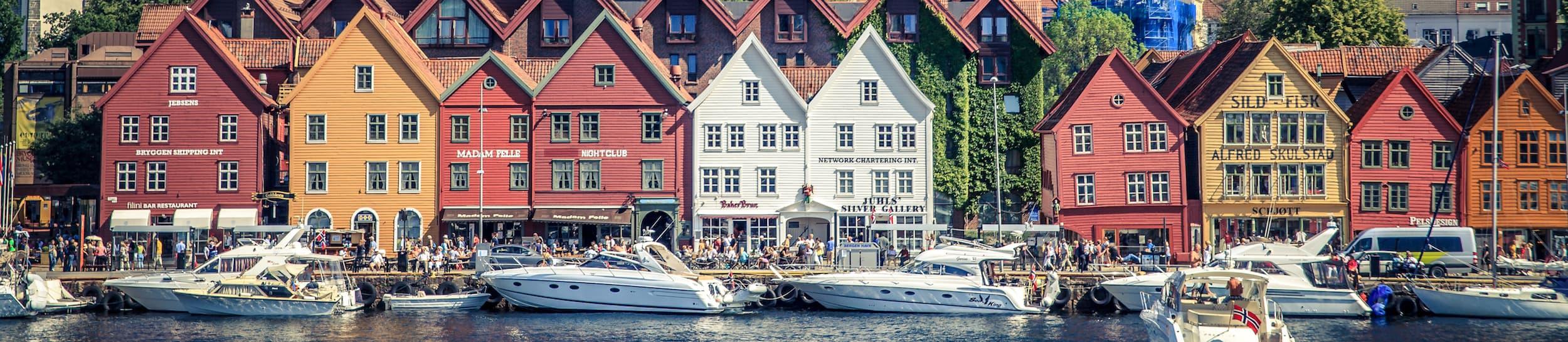 Jobs And Salaries In Bergen Norway