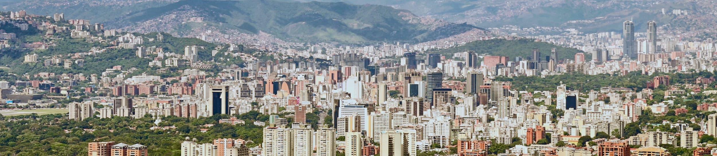 Skyline of Caracas