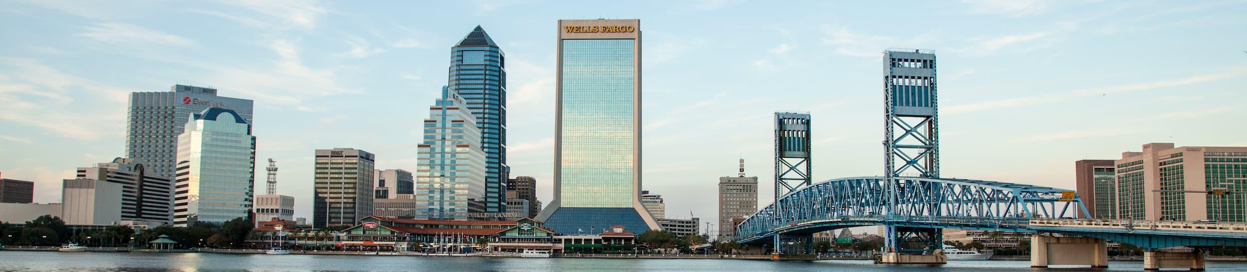 Skyline of Jacksonville