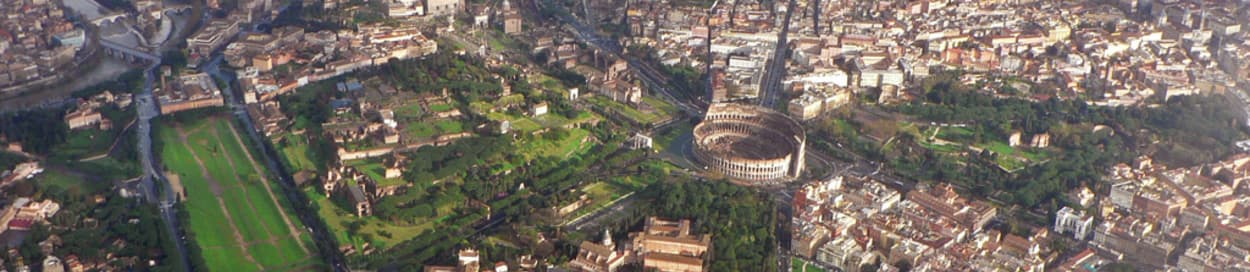 Pictured: skyline of Rome