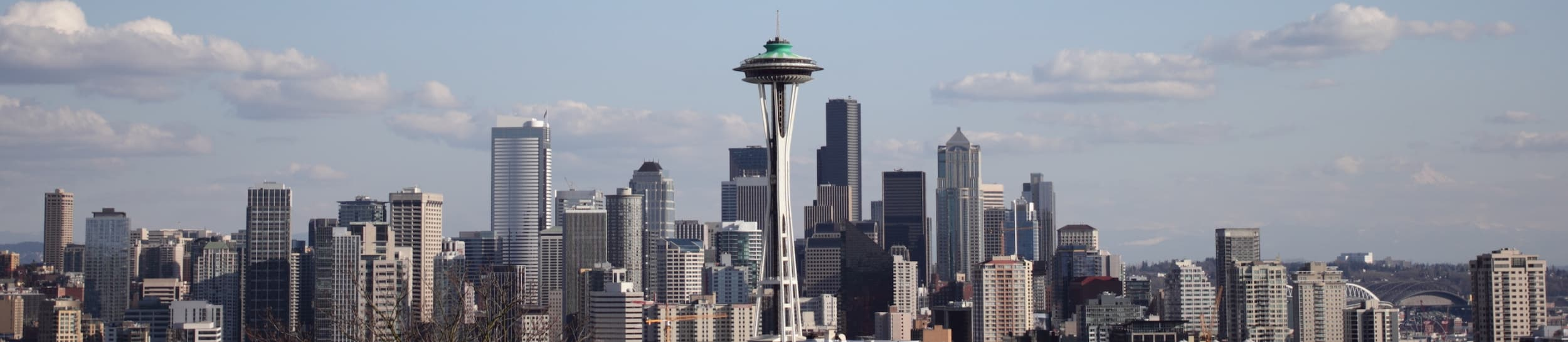 Pictured: skyline of Seattle