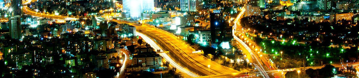 Skyline of Tel Aviv-Yafo