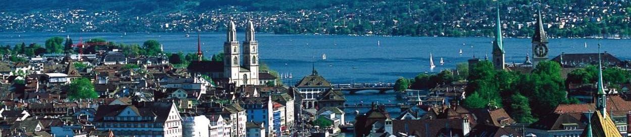 Skyline of Zurich